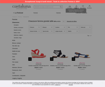 Grande Des Chaussures Boutiques FemmesLa Liste Pointure 0mvnwPyN8O