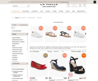 Liste Chaussures La Pour Taille Boutiques Femmes Des Grande IqwIr4T