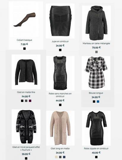Ms Mode La Boutique En Ligne Est Enfin De Retour Vivelesrondes