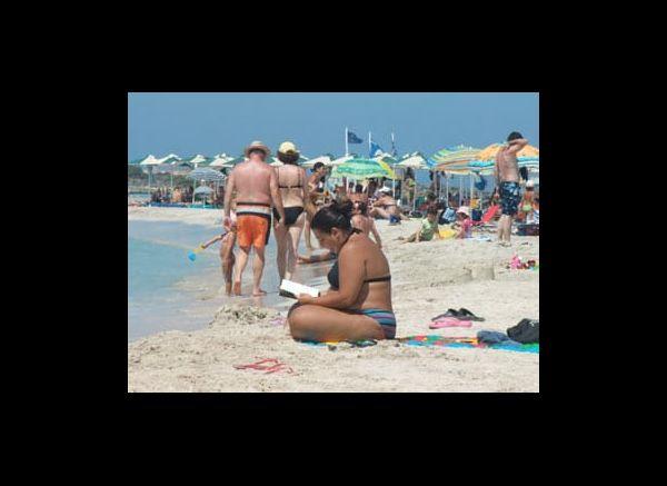 Bottes de bikini à noyau dur
