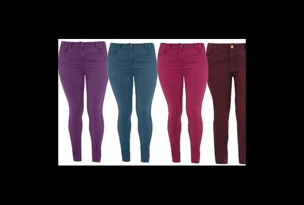 TailleLes Couleur Jeans Prennent Grande Mode La De ZuOkiPX