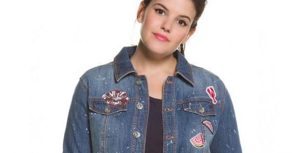 Veste en jean femme taille 46 pas cher