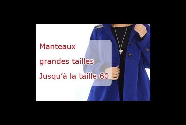 De À Grandes Soldes 40 Moins Euros Manteaux Les Pour Tailles SORwxqx7