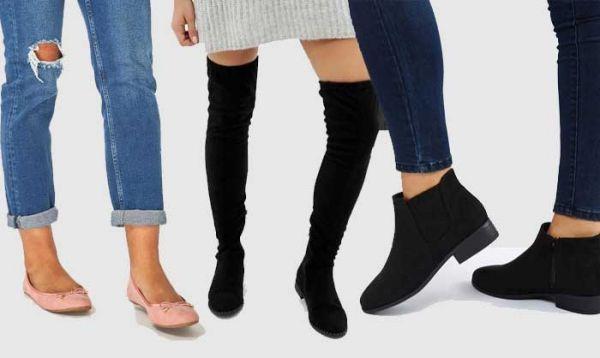 10 paires de chaussures grandes pointures et pieds larges