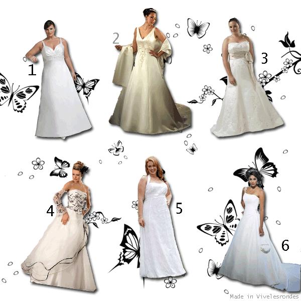 Robes italiennes pour les grandes femmes