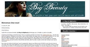 le blog de Bigbeauty