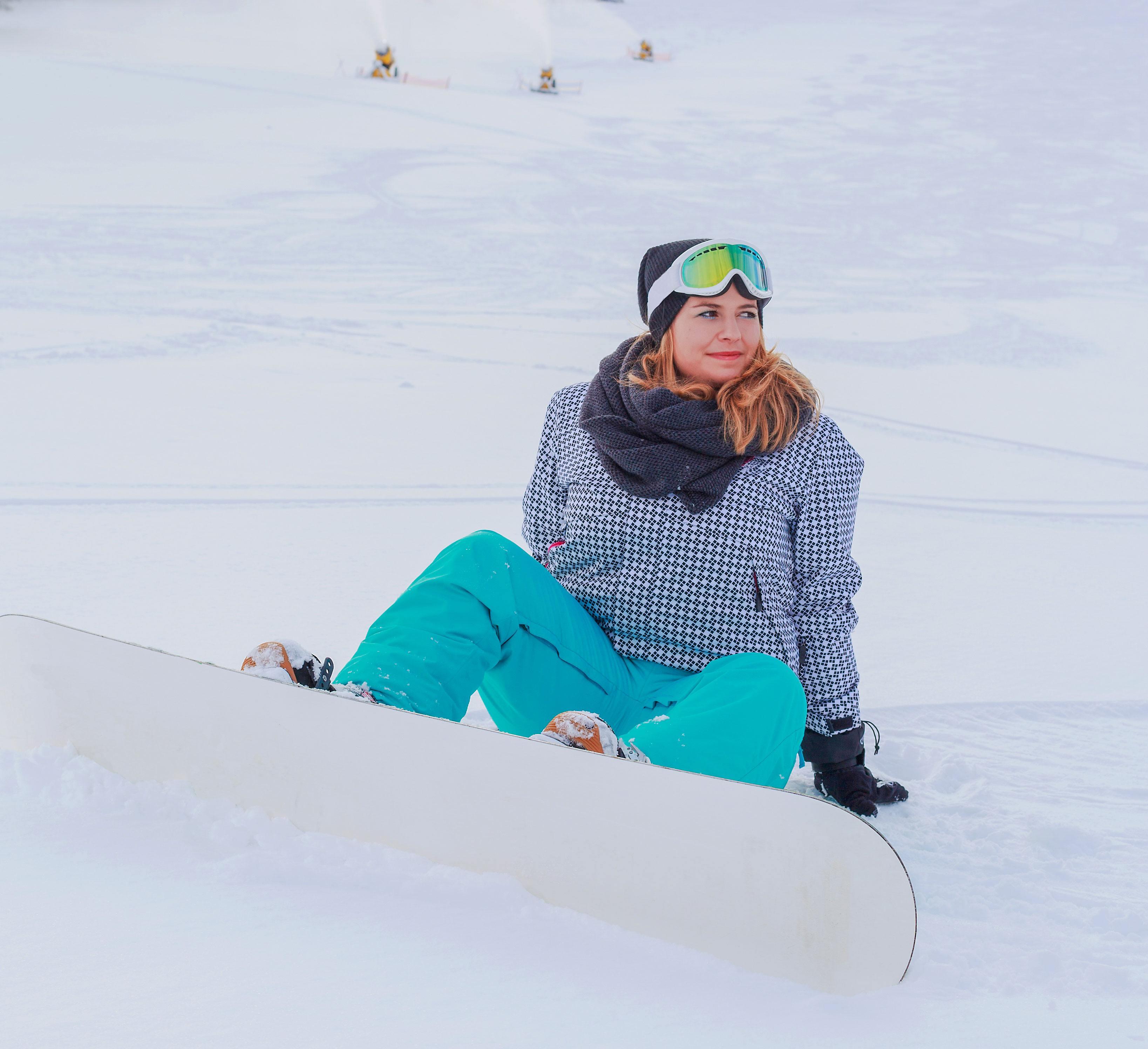 Blouson ski grande taille femme pas cher
