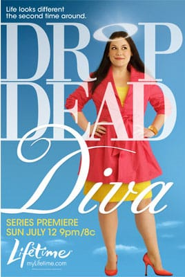 Drop Dead Diva Affiche