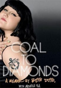 Couverture du livre de Beth Ditto Coal to diamonds