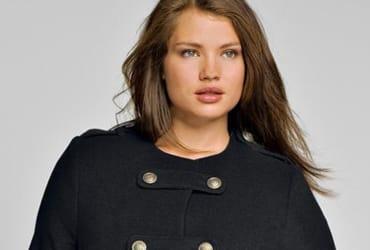 Manteau d'hiver grande taille pour femme