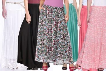 127638356dee 10 Maxi jupes longues en grande taille