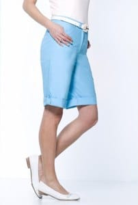 Bermuda Grande Grande Bermuda Taille Taille Femme Daxon jLMGzSqUVp