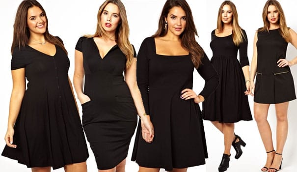 Robe Taille Grande Ma Noire Petite xwOY4qq0A