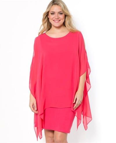 vente en ligne recherche de véritables texture nette Robe de cérémonie grande taille pour la saison des mariages
