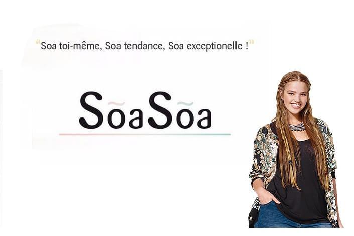a8cb3bf1713d Kiabi lance SõaSõa, un e-shop dédié à la mode grande taille du 46 au 60 -  Vivelesrondes !