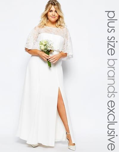 Robe mariage asos curve
