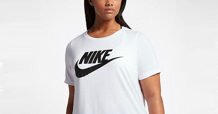 Sport grande taille : Nike lance sa collection jusqu'au 64