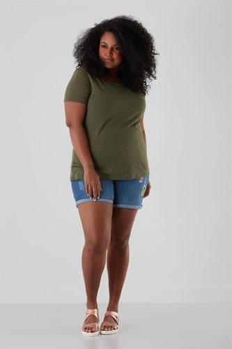 shorts grande taille la s lection pour un t les jambes l 39 air vivelesrondes. Black Bedroom Furniture Sets. Home Design Ideas