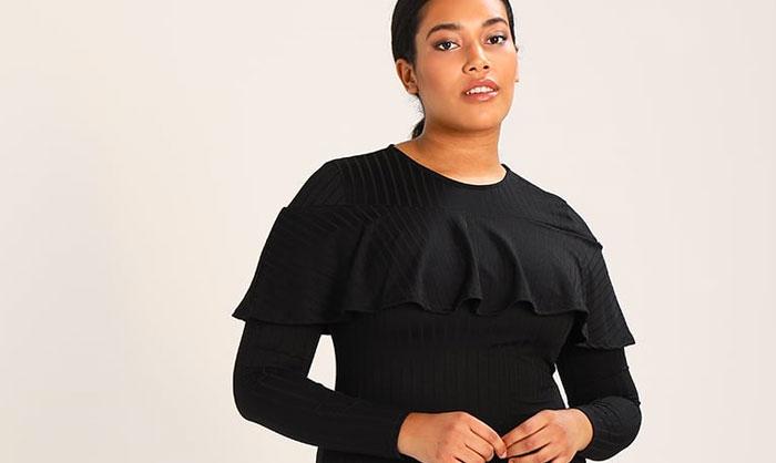a3cc27a7e81 10 robes noires grande taille pour l automne