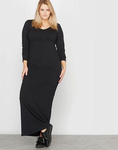 Grande robe noire