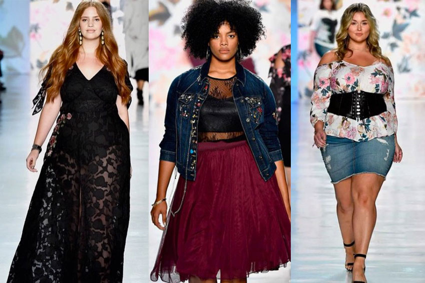 Torrid : Défilé printemps 2018 à la Fashion Week de New York