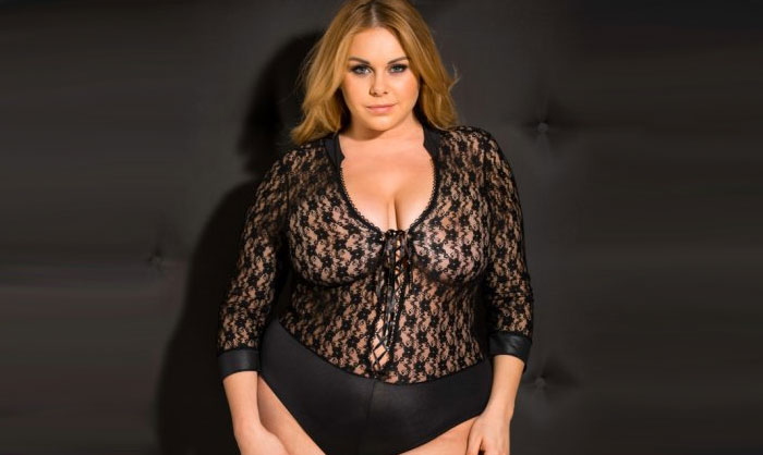 lingerie sexy grande taille 52