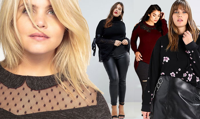 Pulls grande taille chics