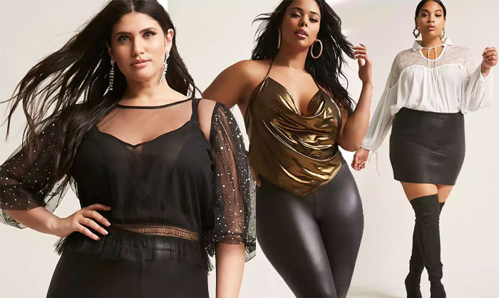 Forever 21 grande taille