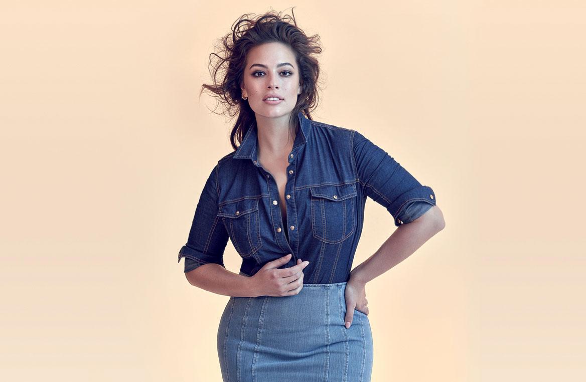 Ashley Graham X Marina Rinaldi