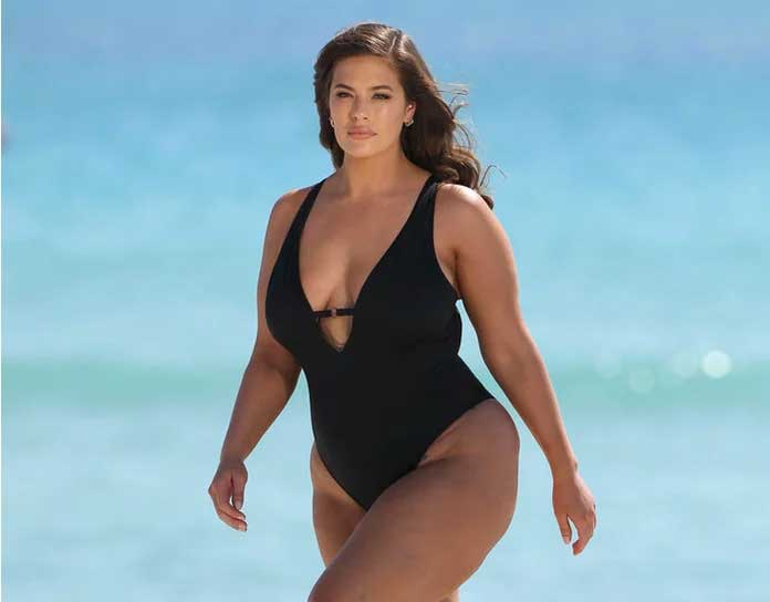 Ashley Graham x Swimsuits For All: Été 2018