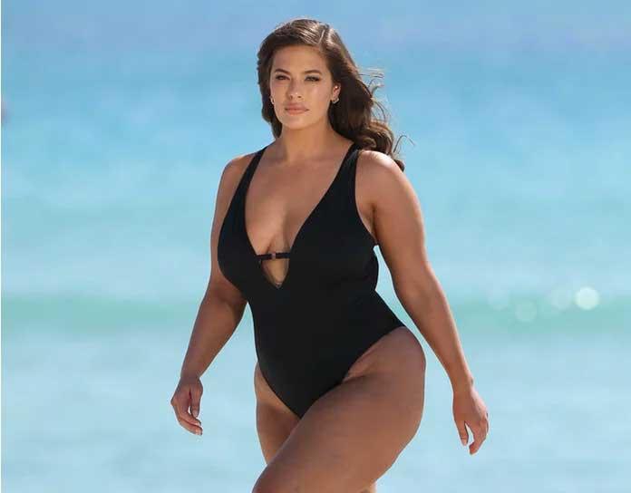Ashley Graham x Swimsuits For All: Été 2018