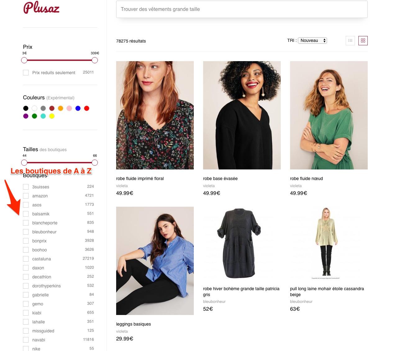 PlusAZ.shop