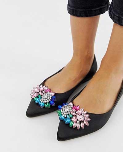 Fêtes Chaussures Pour Larges Pieds Les TF1clKJ3