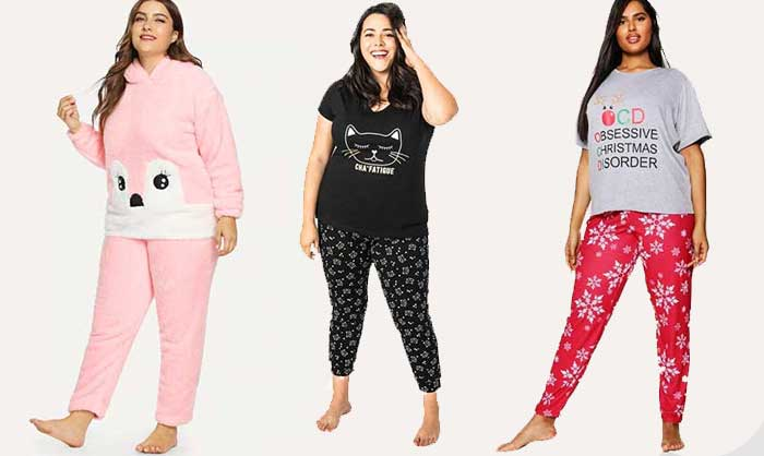pyjamas grande taille
