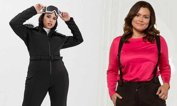 Pantalons et combinaisons de Ski grande taille